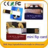 8GBクレジットカードUSBのフラッシュ駆動機構(EC001)