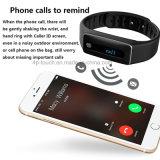 Bracelet intelligent de Bluetooth avec le moniteur du rythme cardiaque (HB02)