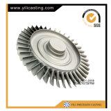 Turbines de base de gicleur d'avion de disque de turbine d'alliage de nickel