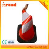 100%新しい材料72cm/36*36cmの基礎適用範囲が広いプラスチック円錐形