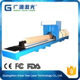 A máquina de estaca do laser para giratório morre a placa