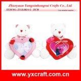 Valentijnskaart Één van de Decoratie van de valentijnskaart (zy13l883-1-2) de Gift van de Valentijnskaart van de Omlijsting van de Liefde
