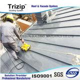 専門の造りのチーム、安定した屋根システム