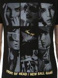 Chemise de Fashion_T de coton d'impression de débit de Custom_Design pour les hommes