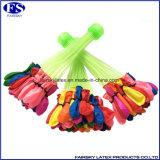 Speelgoed van het Water van de Ballon van het Water van de Gift van de bevordering het Opblaasbare met de Ballon van het Latex