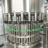 中国のペットびんジュースの製造工場