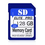 SDHC Full Capacity Guranteed Carte SD 128 Go 32g 16g 8g 4G Carte mémoire