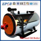 Tipo horizontal caldeira térmica da alta qualidade do petróleo