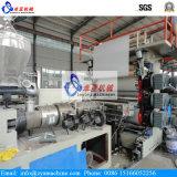 Profil-Produktions-Line/PVC WPC Marmorpanel-Maschine der Belüftung-WPC der Wand-Machine/PVC