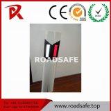 Borne flexível reflexivo da mola do Delineator do PVC do Delineator da estrada da segurança de estrada de Roadsafe