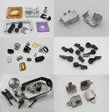 Подгонянный материал металла части CNC точности подвергая механической обработке алюминиевый медный