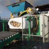 Durchgebrannte LLDPE vergeuden Verpackungs-/Abfall-Verpackungs-/Abfall-Verpackungs-Quadrat-Ballen-Film