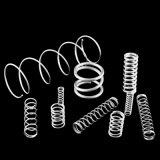 L'acier inoxydable de ressorts de compression jaillit des sources d'extension de source de torsion