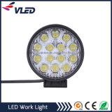 オフロードのための新製品42W 1800lm LED働くライト
