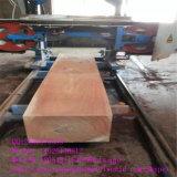 Machines horizontales de scierie de bande de bois de construction pour le découpage
