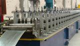 Roulis de rambarde de route de trois ondes formant la machine