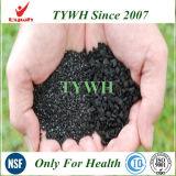 Carbono ativado à base de carvão para remover a matéria orgânica
