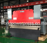 100ton Sheet Metal CNC Bending Machine with 2.5m Table