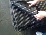 Strato di gomma del diamante, stuoia di gomma, pavimentante Rolls