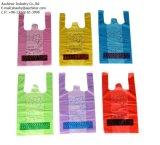 Alta qualidade feito-à-medida saco plástico da embalagem do lixo da impressão de cor
