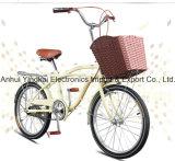 20 pulgadas de crucero de la playa, de la bici casual para dama y niños (YK-BC-012)