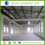Vertente industrial pré-fabricada do armazém pequeno da fabricação de metal