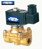 Steel inoxidable Solenoid Valves pour Water Oil Steam Normally Closed