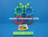 Brinquedo educacional do presente do enigma plástico do bloco de apartamentos (1077508)