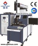 400W 4軸線のファイバー伝達自動レーザ溶接機械