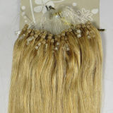 Higher Quality Micro Bead Keratin Human Hair Extensions