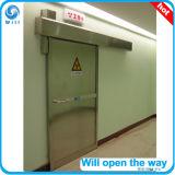 Puerta automática del sitio de la radiografía