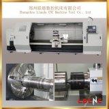 Hohe GenauigkeitCk61100 preiswerte Torno horizontale CNC-Drehbank für Ausschnitt-Welle