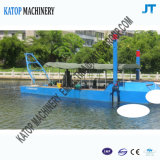 都市川の浚渫の泥の浚渫船のための小型携帯用浚渫船
