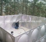 Serbatoio di acqua saldato comitato dell'acciaio inossidabile 316 della qualità superiore