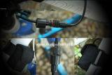 Luz de múltiples funciones recargable de la bici del aluminio LED (YS-2002)