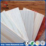 Panneau blanc phénolique inférieur de mélamine de la pente E2 de meubles d'émission de formaldéhyde