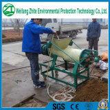 Separador líquido contínuo do estrume para o equipamento de cultivo do gado