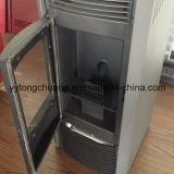 Черная пожаробезопасная веревочка запечатывания двери печки изоляции жары