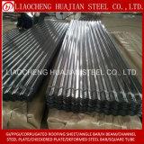Tetto d'acciaio ondulato di SGCC con il tipo del piatto d'acciaio