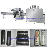 Máquina de envolvimento automática cheia do Shrink do calor do saco dos desperdícios