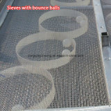 China Electric Linear Gravel and Sand Vibration Screen
