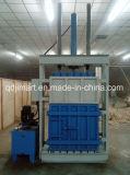Jm60綿無駄の油圧梱包の出版物の/Automaticのレベル梱包機械