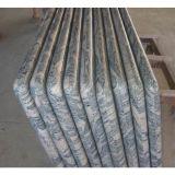 Controsoffitto del granito della Cina Juparana & parti superiori di Vanaty