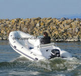 Aqualand 4.7m 16feet Rib Boat/Rigid Inflatable Boat (RIB470C)