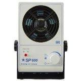 Ventilatore di aria di ionizzazione dell'acciaio inossidabile Sp-600 per stanza pulita