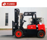 Forklift de Fuwei Froklift Fwma 160t Backhoe do descarregador de 16 toneladas mini