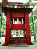 Машина давления глубинной вытяжки высокой эффективности гидровлическая для нержавеющей машины steelmaking