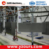 Polvo Coating Equipment para Steel y Aluminum Sections