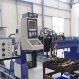 Plasma do CNC do pórtico da chapa de aço e máquina de estaca do oxigênio
