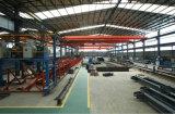 Magazzino prefabbricato di Peb della costruzione dell'Pre-Assistente tecnico del magazzino dell'acciaio chiaro
